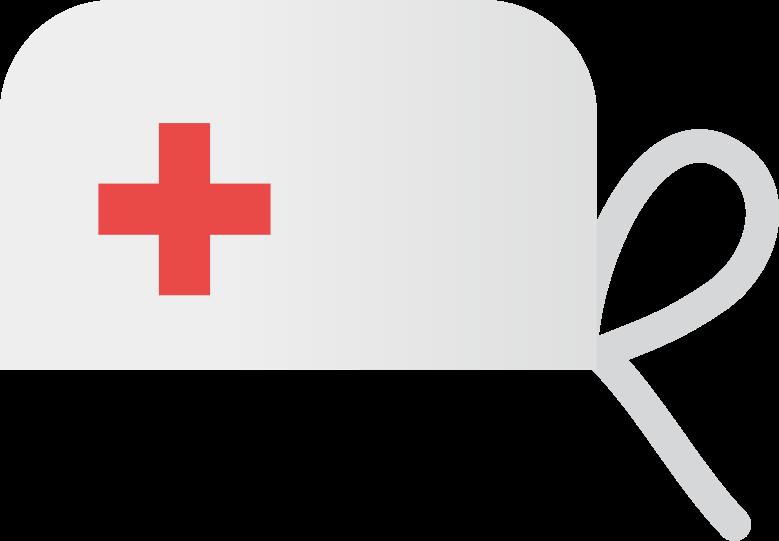 medicine cap Clipart illustration in PNG, SVG