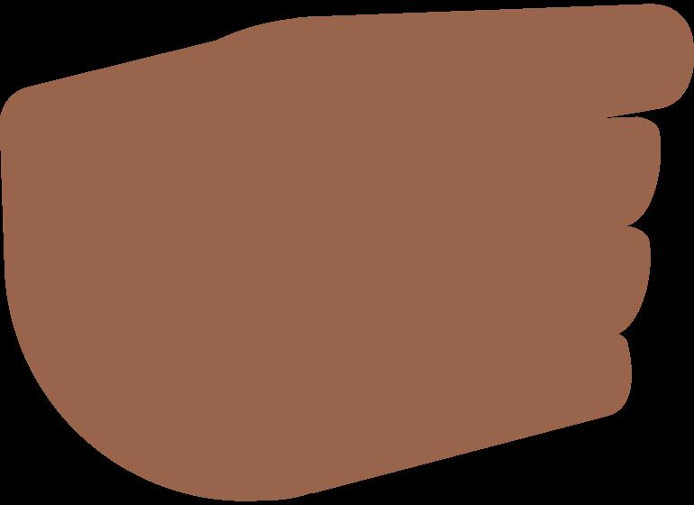 Ilustración de clipart de fingers en PNG, SVG