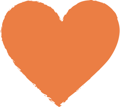 style heart-orange images in PNG and SVG   Icons8 Illustrations