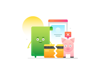 style erro de pagamento images in PNG and SVG | Icons8 Illustrations