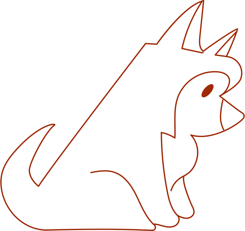 i education dog Clipart illustration in PNG, SVG