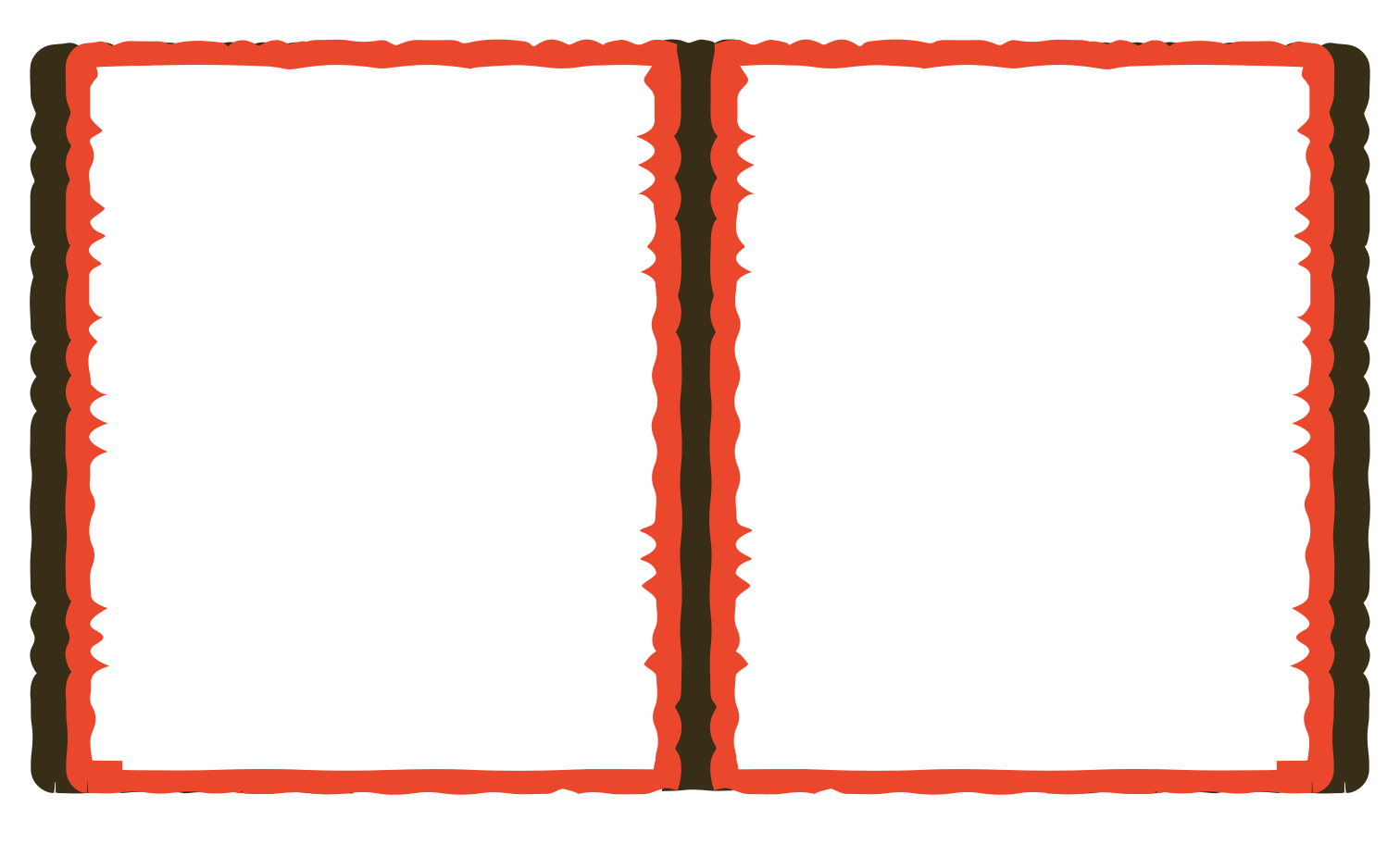Offenes buch Clipart-Grafik als PNG, SVG