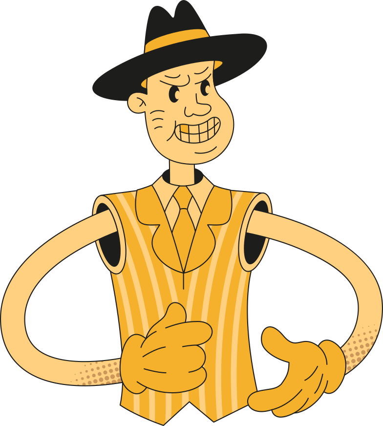 style man in hat Vector images in PNG and SVG | Icons8 Illustrations