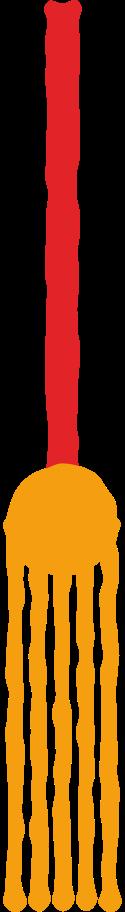 brush for lantern Clipart illustration in PNG, SVG
