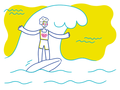 style Surfing images in PNG and SVG | Icons8 Illustrations