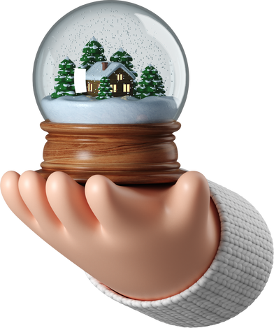 style hands snow globe images in PNG and SVG | Icons8 Illustrations