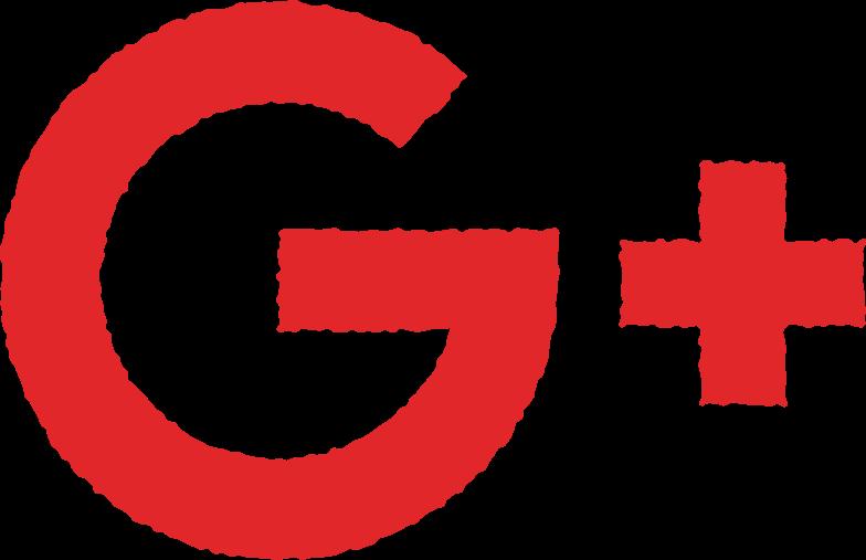 social media google plus Clipart illustration in PNG, SVG
