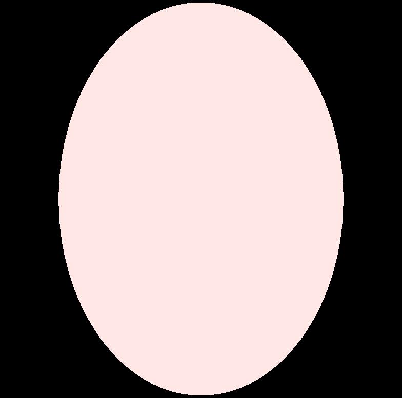 ellipse beige Clipart illustration in PNG, SVG