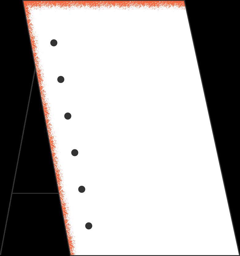 whiteboard Clipart-Grafik als PNG, SVG