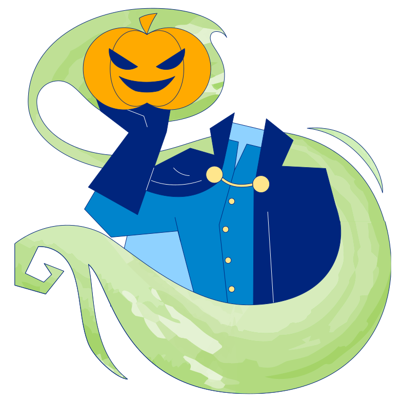style Headless horseman Vector images in PNG and SVG | Icons8 Illustrations