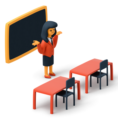 style School class is empty images in PNG and SVG | Icons8 Illustrations