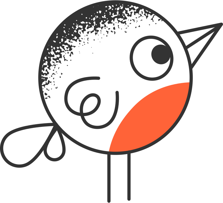 bullfinch Clipart illustration in PNG, SVG