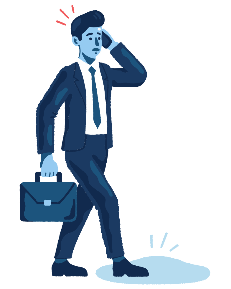 Something went wrong Clipart illustration in PNG, SVG