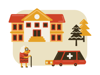style Hospital images in PNG and SVG | Icons8 Illustrations