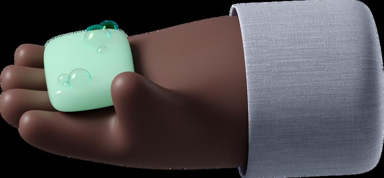 hands soap Clipart illustration in PNG, SVG