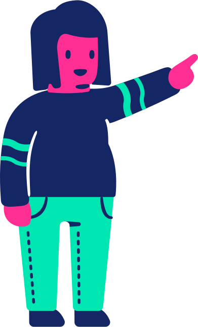style man fat pointing up images in PNG and SVG | Icons8 Illustrations