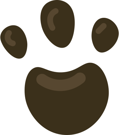 style paw print single images in PNG and SVG   Icons8 Illustrations