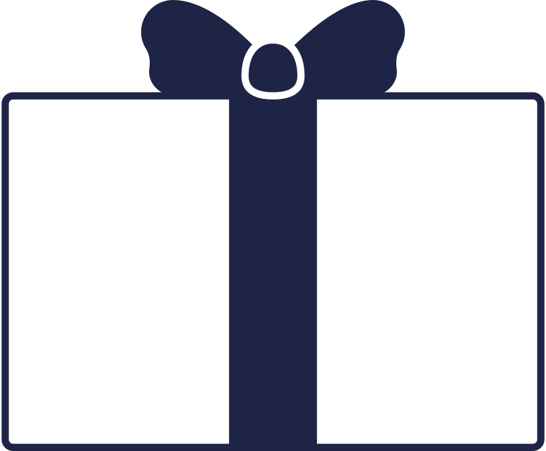 present 4 line Clipart-Grafik als PNG, SVG