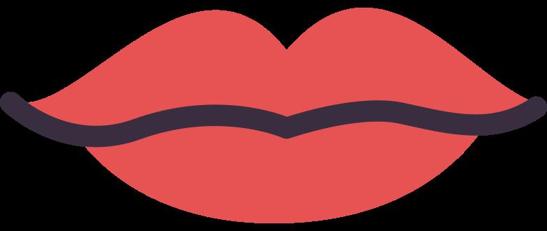 Imágenes vectoriales labios en PNG y SVG estilo  | Ilustraciones Icons8