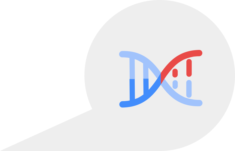dna bubble Clipart illustration in PNG, SVG
