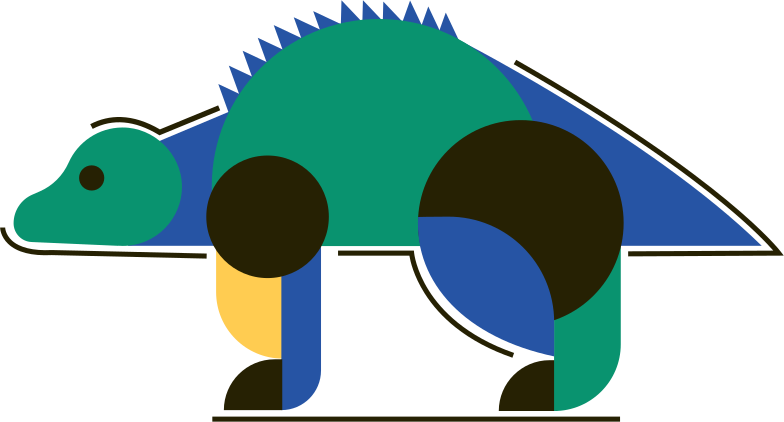 dinosaur Clipart illustration in PNG, SVG