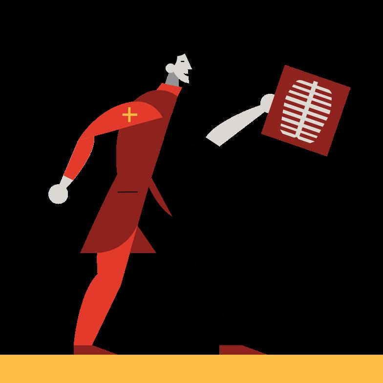 Good news Clipart illustration in PNG, SVG