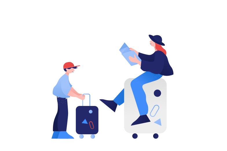 Travel Clipart illustration in PNG, SVG