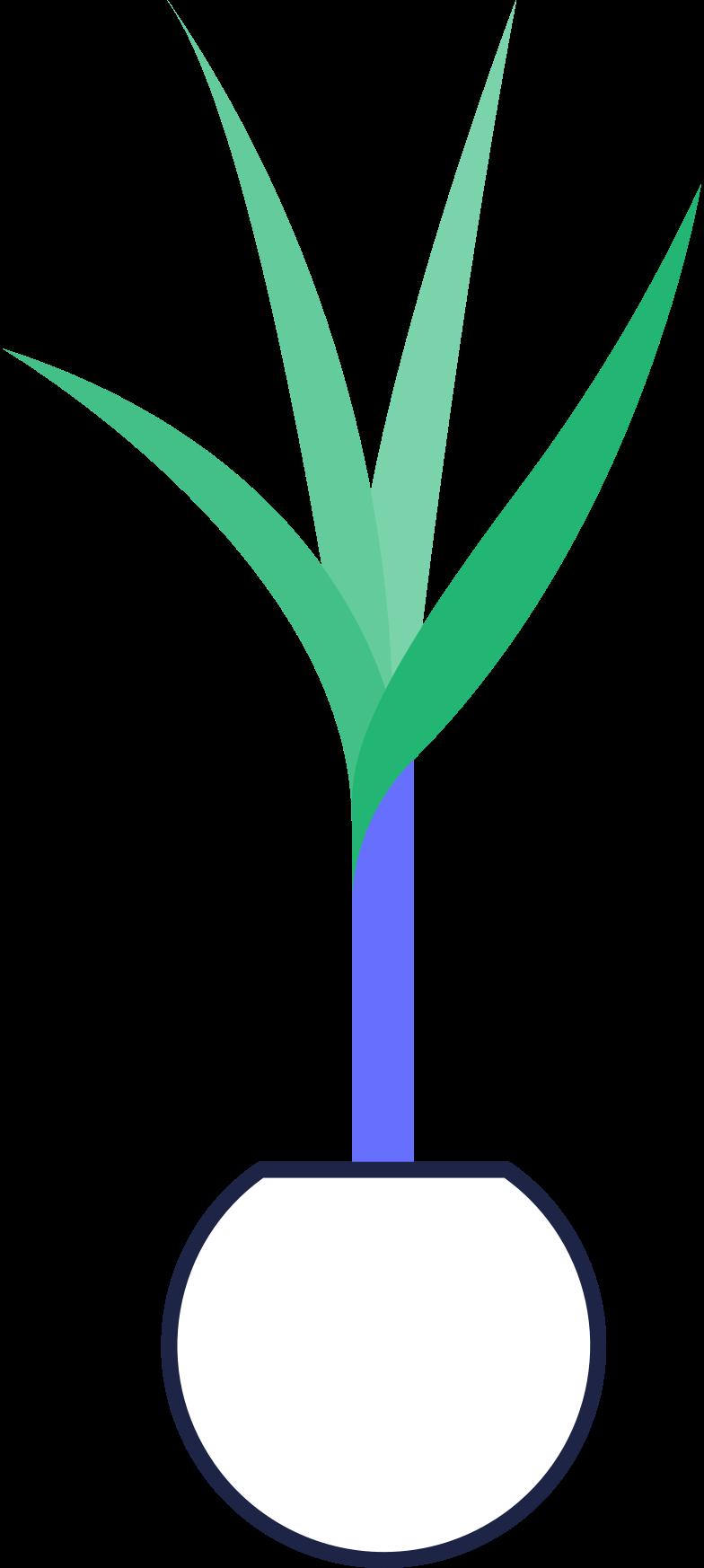 plant room line Clipart illustration in PNG, SVG