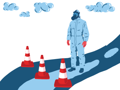 style Danger zone images in PNG and SVG | Icons8 Illustrations