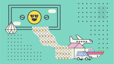 style Money to goods images in PNG and SVG | Icons8 Illustrations