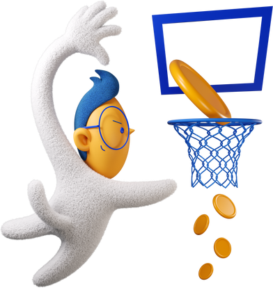 style boy basketball money images in PNG and SVG | Icons8 Illustrations