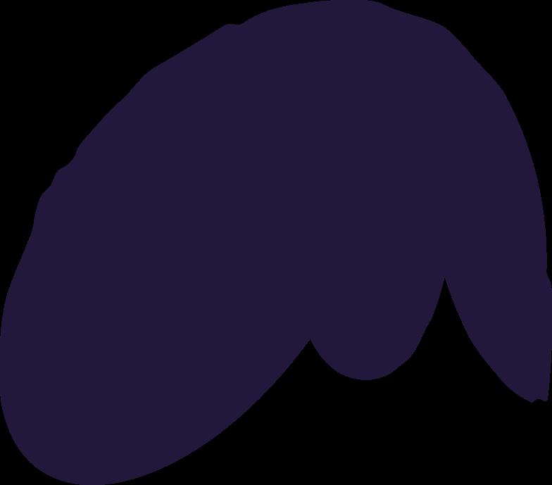 fatal error  hair Clipart illustration in PNG, SVG