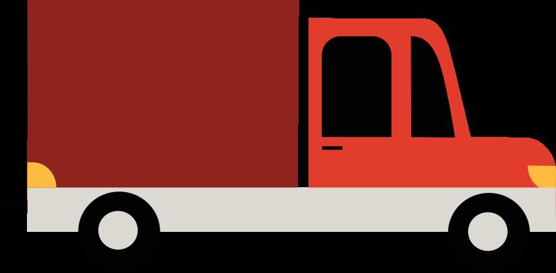 truck Clipart illustration in PNG, SVG