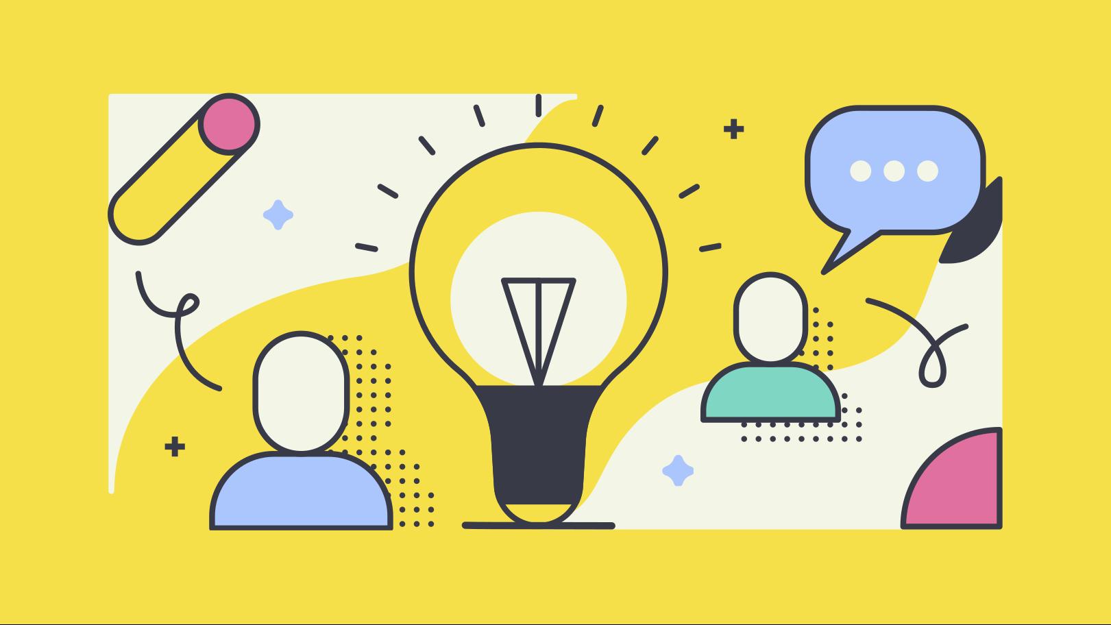 brainstorming Clipart-Grafik als PNG, SVG