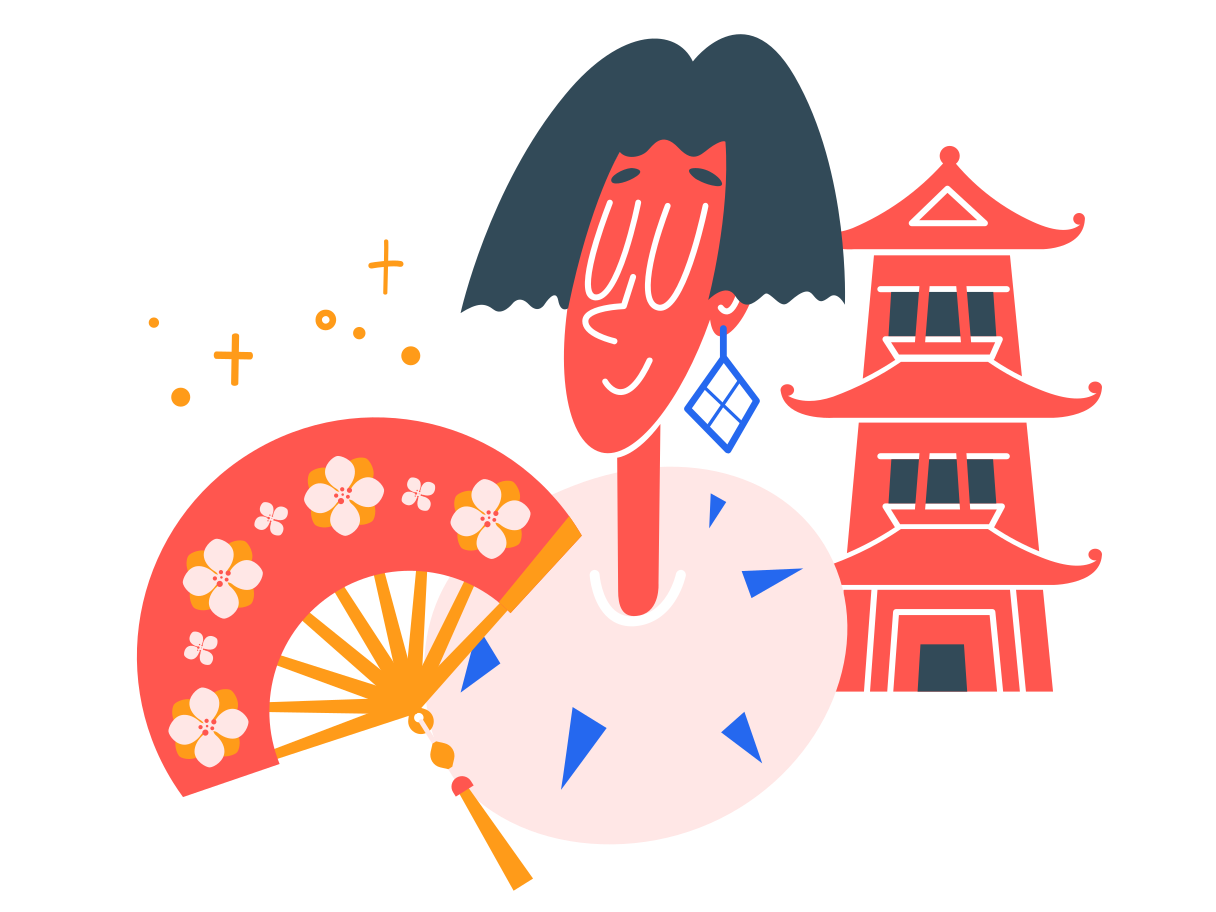 Chinese culture Clipart illustration in PNG, SVG