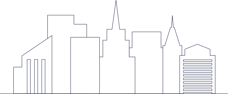 no connection  city line Clipart illustration in PNG, SVG