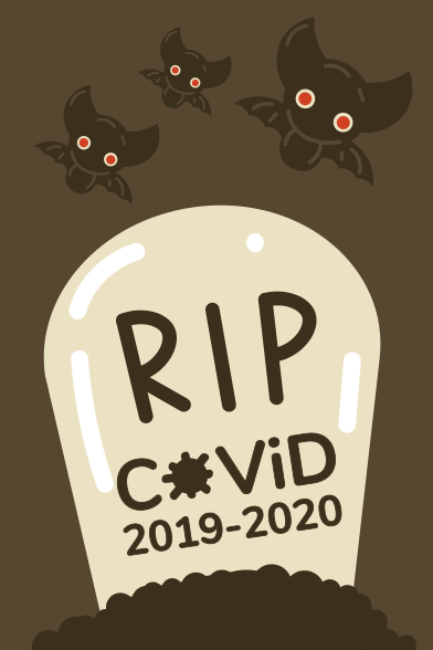 style RIP COVID-19 images in PNG and SVG | Icons8 Illustrations