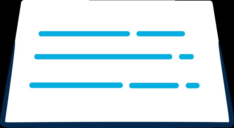 papier Clipart-Grafik als PNG, SVG