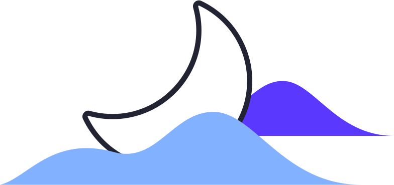 style moon cloud Vector images in PNG and SVG | Icons8 Illustrations