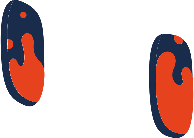 lava eyes Clipart illustration in PNG, SVG
