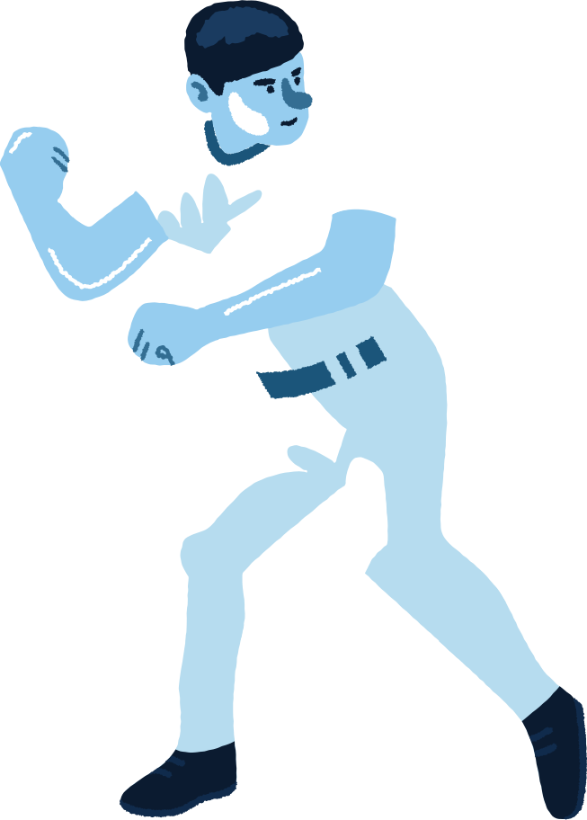 tennis player Clipart illustration in PNG, SVG