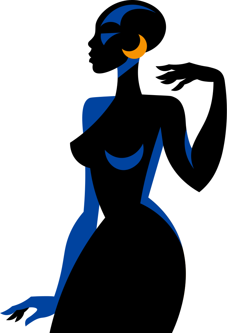 style half woman Vector images in PNG and SVG | Icons8 Illustrations