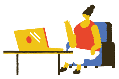 style Online communication images in PNG and SVG | Icons8 Illustrations