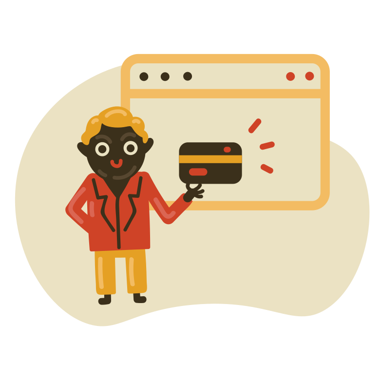 style Payment with card  Vector images in PNG and SVG | Icons8 Illustrations